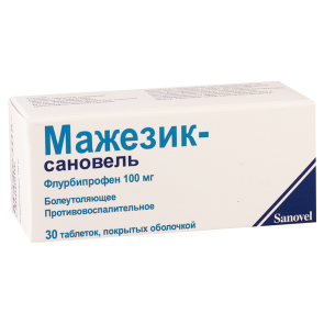 Majezic-Sanovel 100mg #30t