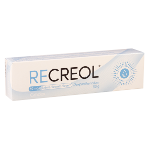 Recreol  50mg/g 50g cream