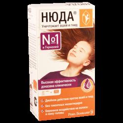 Nuda 50ml spray lice free