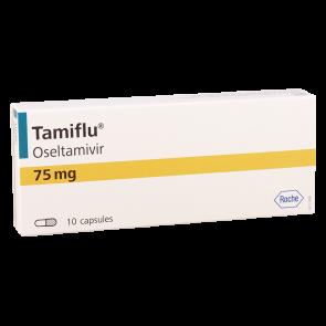 Tamiflu 75mg #10caps