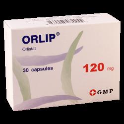 Orlip 120mg #30caps GMP