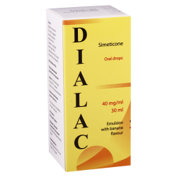 Dialac 40mg/ml 30ml drops