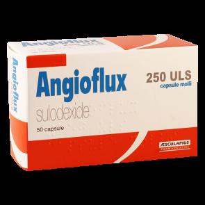 Angioflux 250unt #50caps