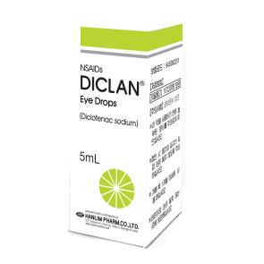 Diclan 1mg/ml 5ml eye dr