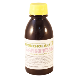 Broncholaks 150ml syrup