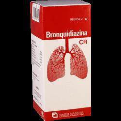Бронкодиазина CR 150мл сусп.