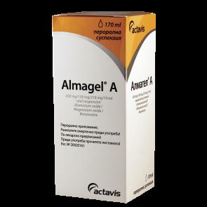 Алмагель-A  170мл фл