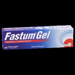 Фастум гель 2.5% 50г туб