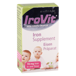 Iro-Vit 30ml drops