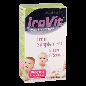 Iro-Vit 30ml drops