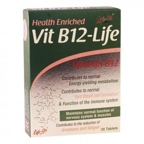 Витамин B12 лайф #30т