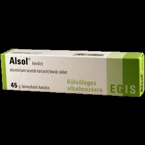 Алзол 45г мазь