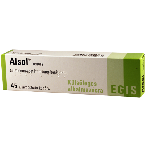 Alsol 45g ointment