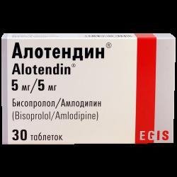 Alotendin 5mg/5mg #30t