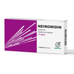 ნეირომიდინი 15მგ/მლ 1მლ#10ა