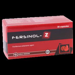Fersinol-Z #30caps