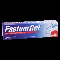 Фастум гель 2.5% 30г туб