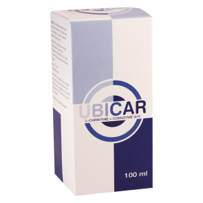 Ubicar 500mg/10ml 100ml syrup