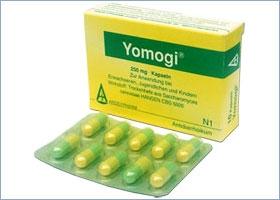 Yomogi 250mg #10caps