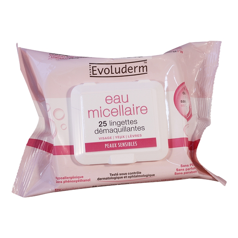 MICELLAR WATER CLEANSWIPES2830