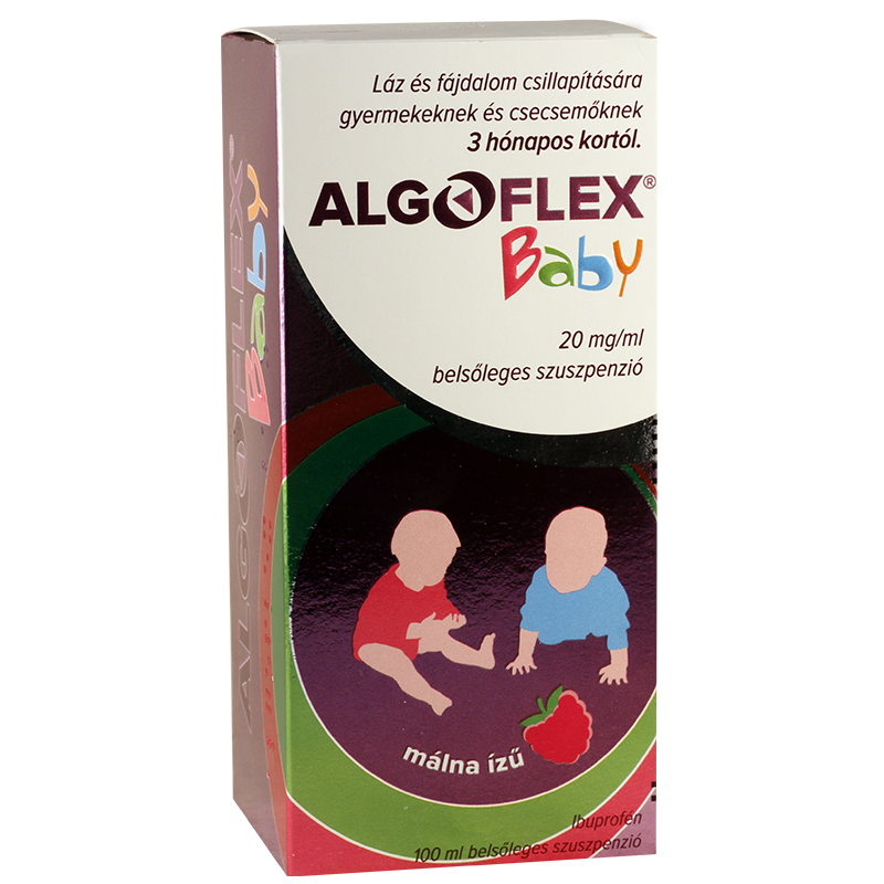 Algoflex baby 20mg/ml 100ml