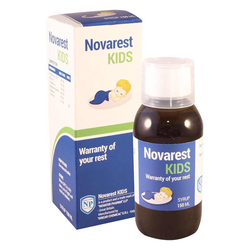 Novarest kids 150ml syrup