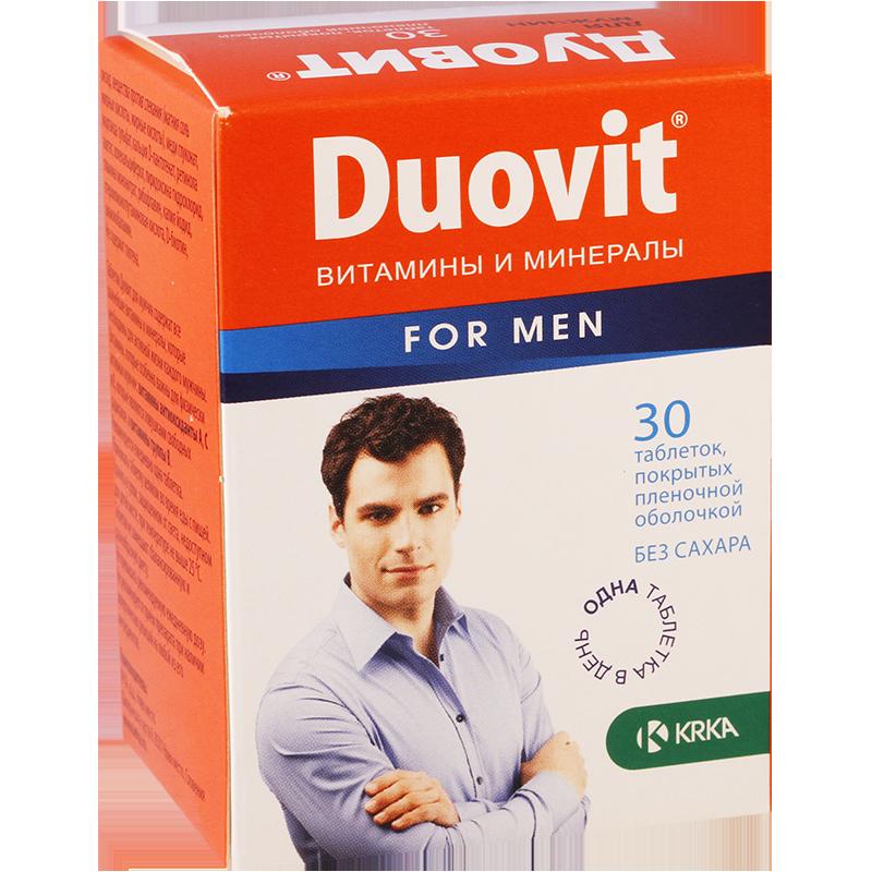 დუოვიტი მამაკაცების #30ტ