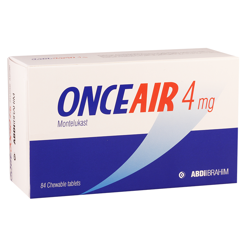 Onceair 4mg #84t