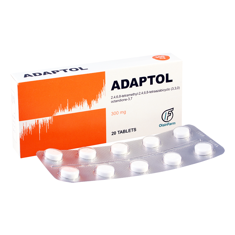 Adaptol 300mg #20t