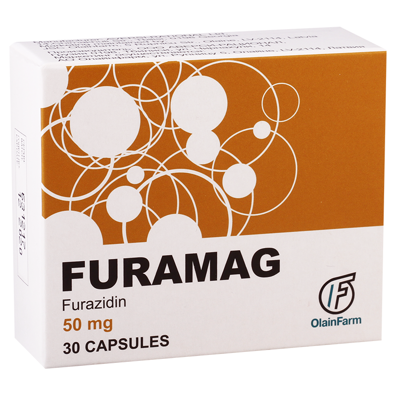 Furamag 50mg #30caps