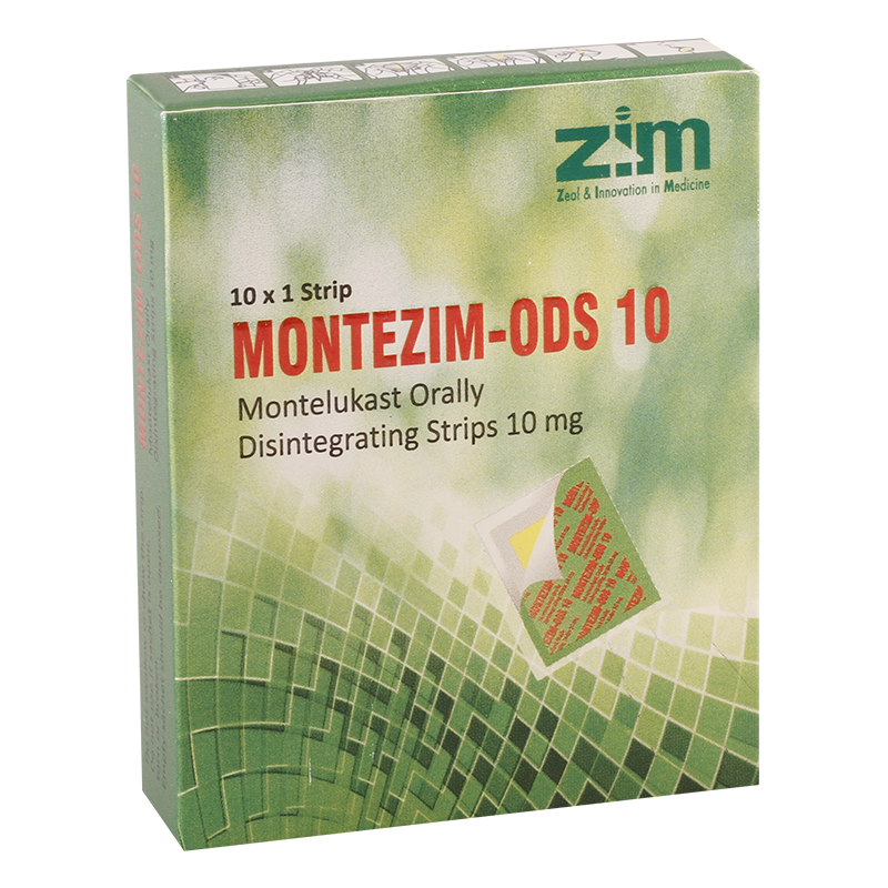 Montezim-ODS 10mg #10strip