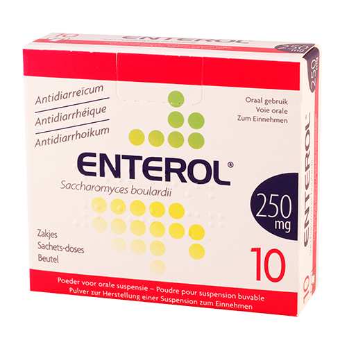 Enterol 250mg #10pack