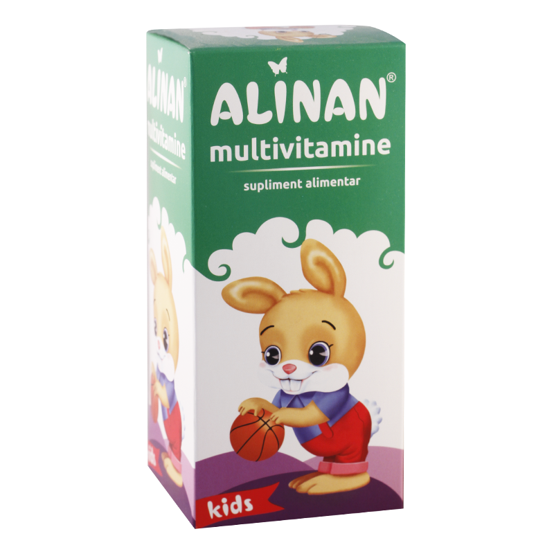 Alinan Multivitamin150ml syrup