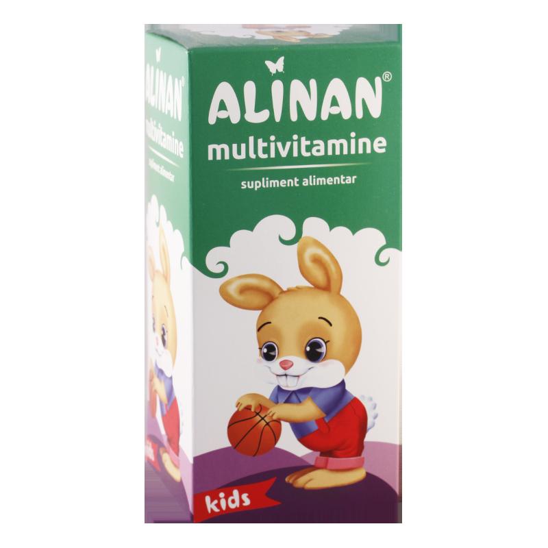 ალინან მულტივიტამინ150მლ სიროფ