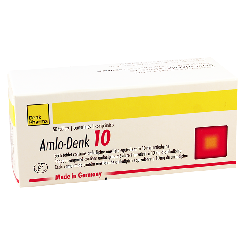 Amlo-denk 10mg #50t