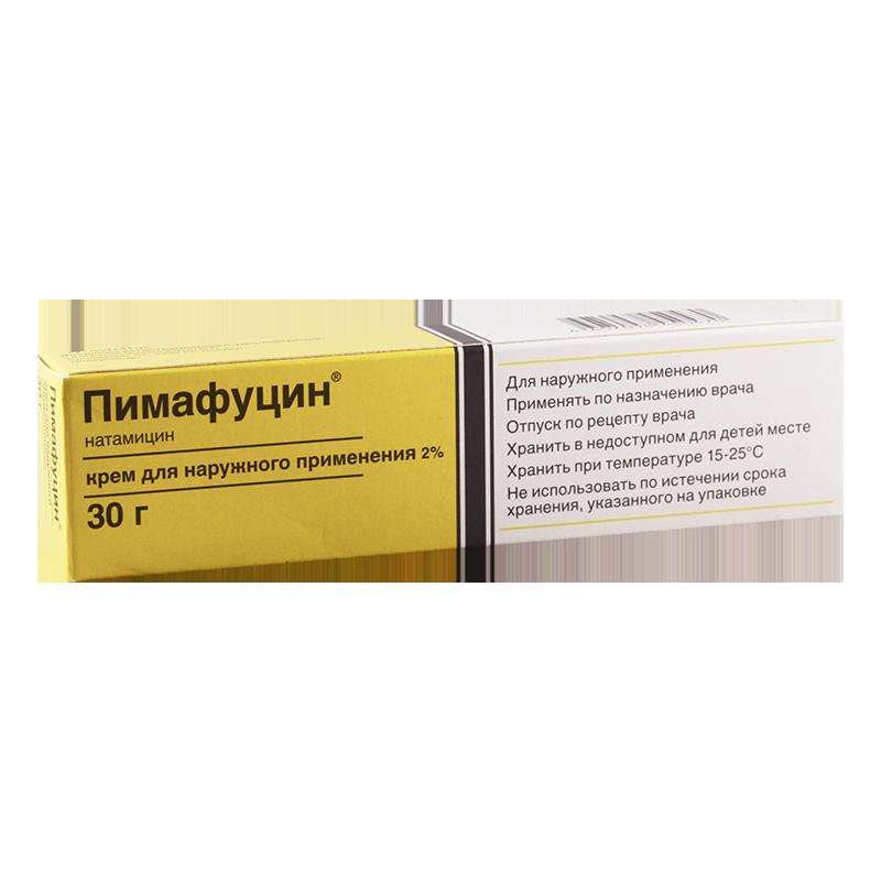 პიმაფუცინი კრემი 2% 30გ ტუბ
