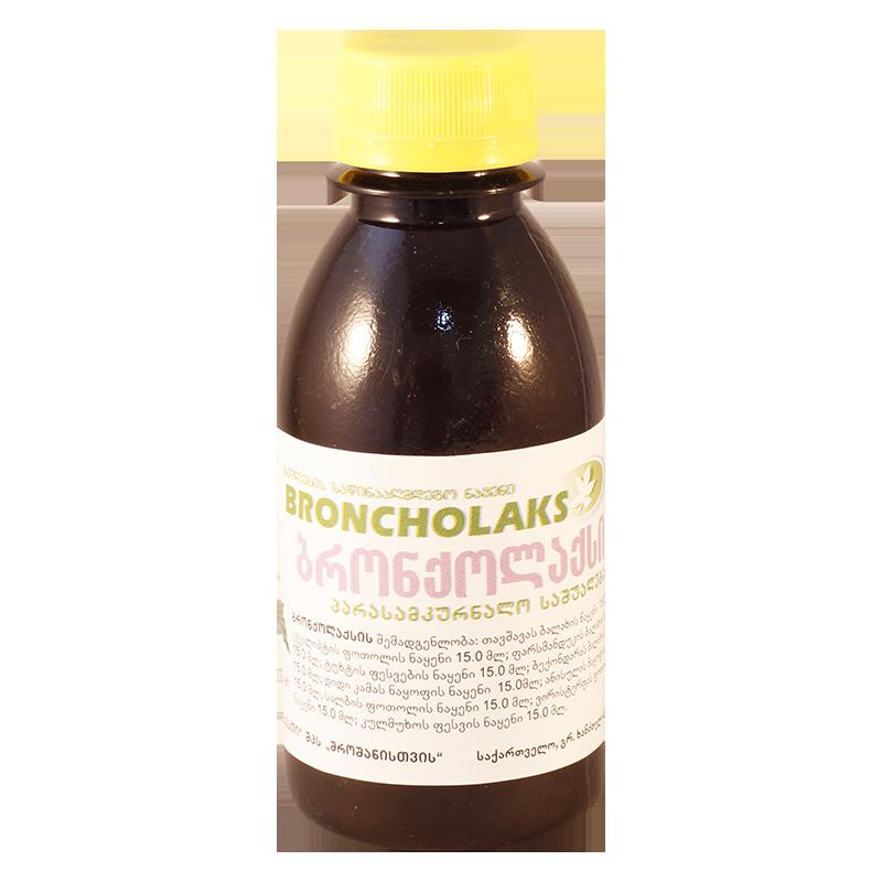 Broncholaks 150ml syrup