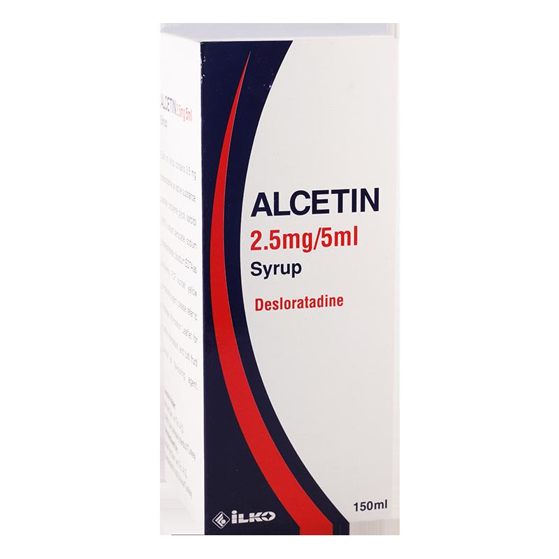 ალცეტინი 2.5მგ/5მლ 150მლ სიროფ