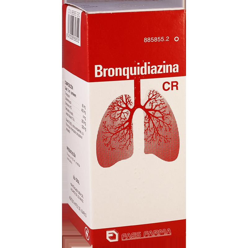 Bronquidiazina CR 150ml susp.