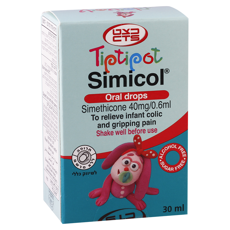 Tiptop Simicol40mg/0.6ml 30ml