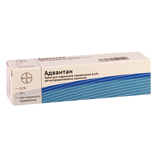 Advantan cream 15g