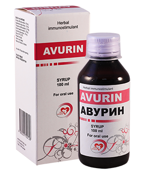 Avurin 100ml sirup