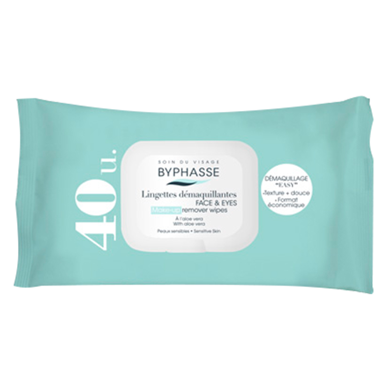 MAKE-UP REMOVER WIPES 2802