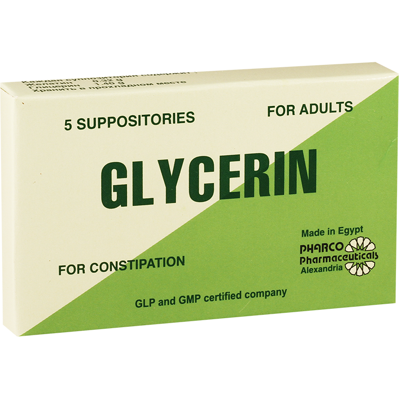 Glycerin supp.#5