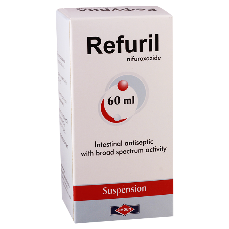 Refuril 220mg/5ml 60ml susp