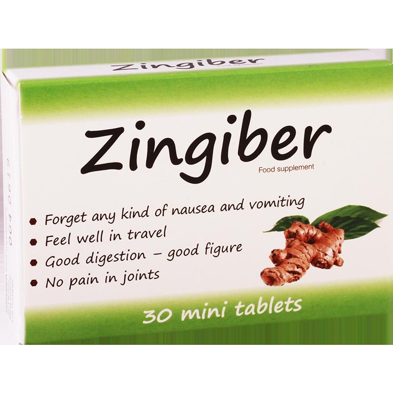 ზინგიბერი #30ტ