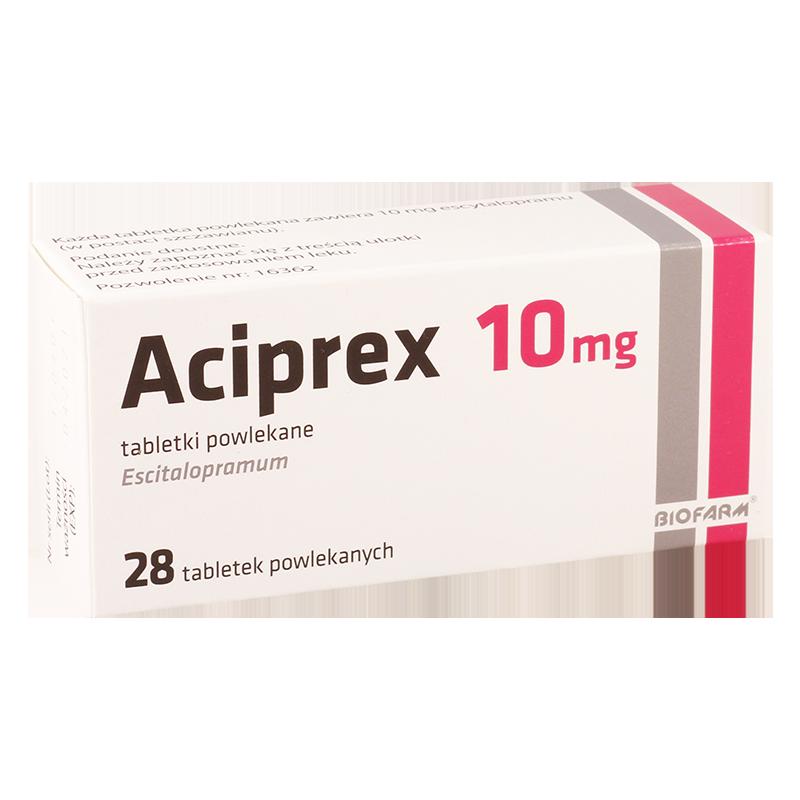 Aciprex 10mg #28t