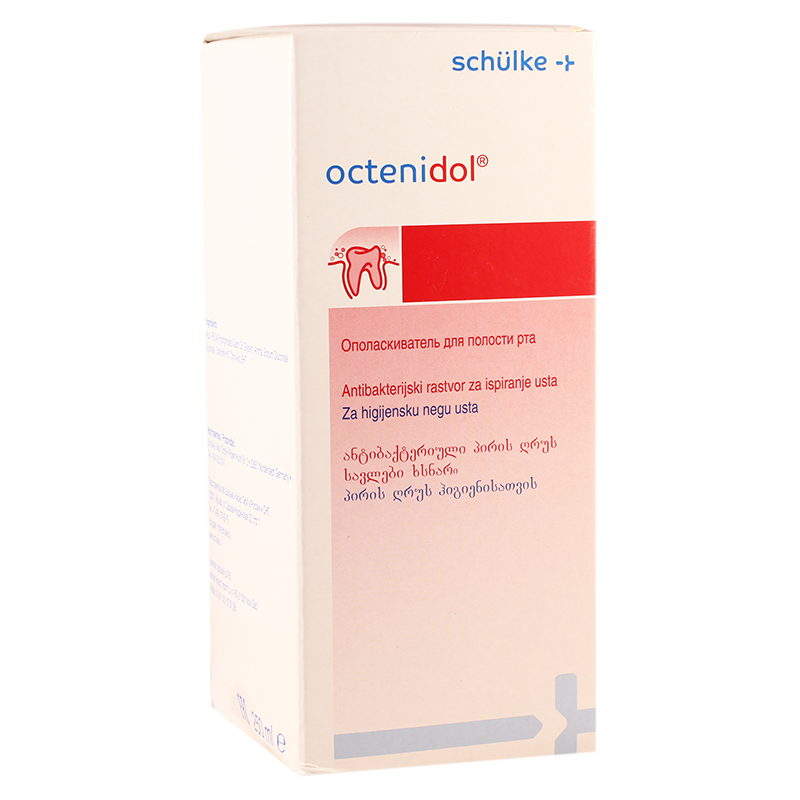 Octenidol 250ml solution