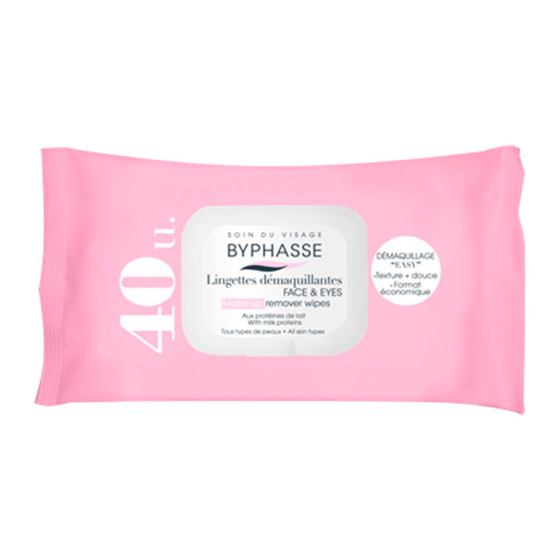 MAKE-UP REMOVER WIPES 2819