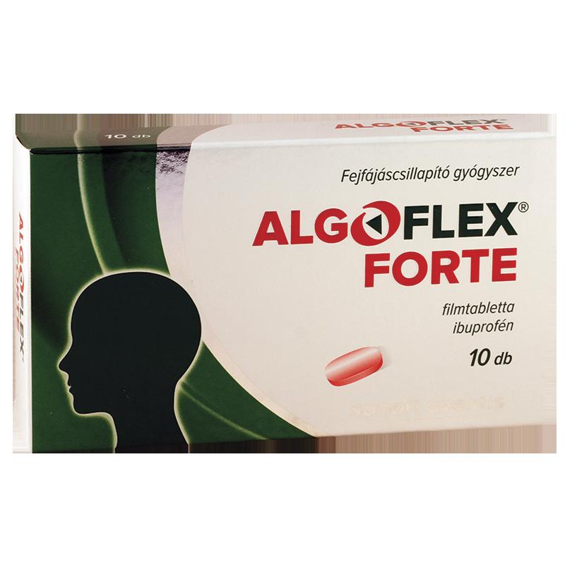 Алгофлекс форте 600мг #10т